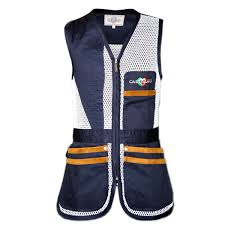 Castellani Shooting Vest Size Chart Castellani London Sporting Mesh Vest For Women