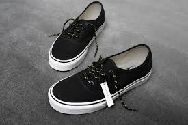 vans authentic. luke vicious adopts a subtle approach in creating new vans authentic custom c