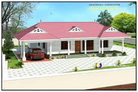 kerala style 3 bedroom single floor house plans best e bedroom