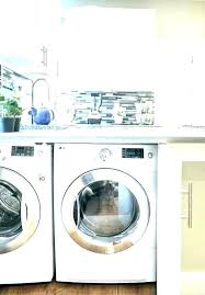 washer dryer combo under dream home ideas show falls and countertop diy for