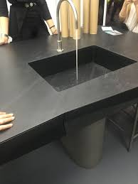 Touch Kitchen Sink Faucet Design Amazing Black Granite Countertop Kitchen Island Touch