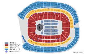 Minneapolis Us Bank Stadium Seating Chart