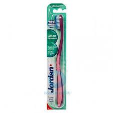 <b>Jordan</b> Clean Between <b>зубная щетка</b> medium купить, отзывы, цена