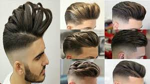 Hairstyles Engaging Best Men Hair Style Haircutting New Hairstyle