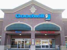 goodwill center donation center