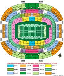 At T Stadium Tickets And At T Stadium Seating Chart Buy