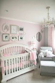 Creative Interior Beautiful Baby Girl Nurseries Decorating Ideas Pinky  Luxurious Chandelier Plafond Roof Hanging