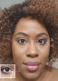 3 use a white or flesh toned liner on your water line instead of a dark color just as black or brown will close up your eyes white chagne or flesh