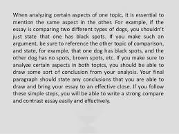 compare contrast essay help and services 4