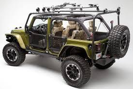 jeep wrangler 4 door cargo roof rack box 2 of 2 2007 2018