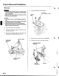 1 honda civic factory service manual us 1997