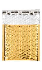 small bubble mailers. Small Gold Glamour Bubble Mailers