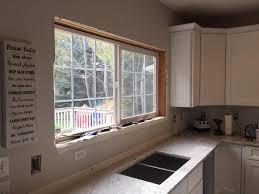 Best Window Caulk Tile Backsplash How To Handle Window Trim
