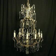 antique french chandelier antique french chandelier french gilded 8 light antique chandelier antique french chandelier french
