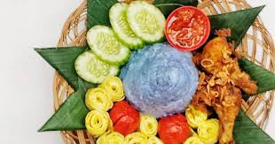 24 Resep Nasi Uduk Bunga Telang Enak Dan Sederhana Ala Rumahan Cookpad