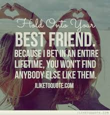Best Quote About Friendship