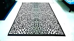 cheetah print rug round animal rugs area leopard home depot are bathroom mid