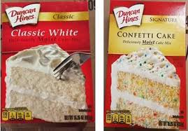 Four Duncan Hines Cake Mixes Recalled After Salmonella Found Miami