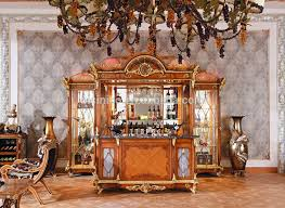 Luxury French Baroque Style Bar Furniture /European Classic Hand ...