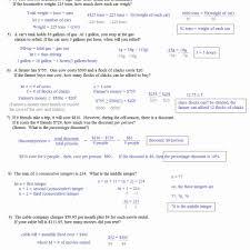 best ideas of trigonometry word problems worksheets with answers worksheet answer 1 word problems with quadratic equations worksheet tessshlo