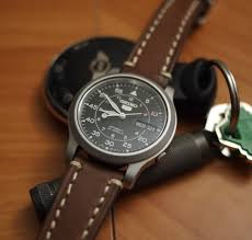 leather or metal watch band styleforum
