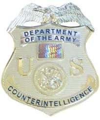 Army Counterintelligence Magdalene Project Org