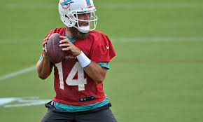Miami Dolphins Receiver Depth Chart Dolphins Release Updated Depth Chart For Week 2 Of The Preseason
