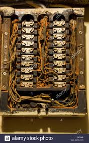 an old fuse box at berrington hall near leominster, herefordshire traditional fuse box explained an old fuse box at berrington hall near leominster, herefordshire, uk