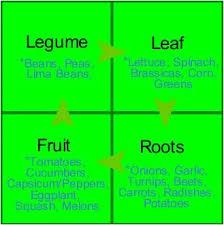 Crop Rotation Chart Vegetable Gardening Vegetable Crop Rotation Chart In India Www