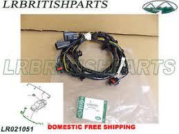 land rover wiring harness front bumper lr4 10 11 oem new lr021051 image is loading land rover wiring harness front bumper lr4 10