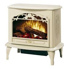 dimplex symphony stoves celeste electric fireplace stove heater in cream tds8515tc
