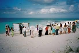 beach wedding chairs. Beach Wedding With No Chairs :) R
