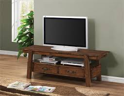 bedroom brilliant wood tv stand low stands plan 80 sets with drawers under bed grey