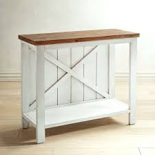narrow white console table. Small White Console Table Narrow . R