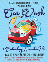 Fundraising Flyer Sample Car Wash Fundraiser Flyer Template Word Wiisportsleagues Com
