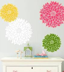 flower stencils for painting stencils walls inspirational flower wall decorations border circle interior stencils for painting