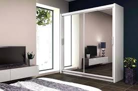 full image for traditional full length mirror white sliding wardrobe door classic brand new 2 or
