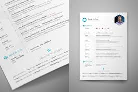 Basic Free Infographic Resume Template Indesign Custom Resume Template