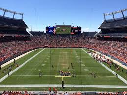Sports Authority Field Mile High Stadium Seating Chart Best Of Broncos Seating Chart With Rows Cocodiamondz Com