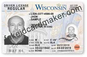 Card Id Drivers - Virtual License Fake Maker Wisconsin