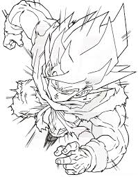 Small Picture goku coloring pictures dragon ball z coloring pages goku coloring