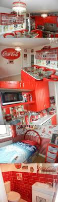 Coca Cola Obsessed Woman Turns Her Home into a Shrine to the Popular Drink  Read More