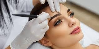Non Stop Krásná Permanentní Make Up Obočí Očních Linek Nebo Rtů