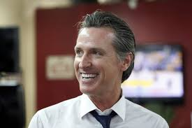 "Why Gavin Newsom is striving for his next ""Big Hairy Audacious Goal"" 