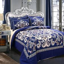 brilliant eastern king bed comforter sets bedding queen intended for pertaining to royal blue set size