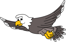 Is To Strive To Provide Children With An Opportunity - Cartoon Eagle Png  Clipart - Full Size Clipart (#227530) - PinClipart
