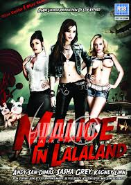 Malice In Lalaland DVD Vivid