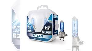 <b>Лампа</b> галогенная <b>AVS atlas</b> /5000К/ <b>H7</b> купить в Ульяновской ...