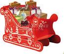 Санта клаус на санях своими руками