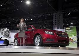 auto giant gm recalls chevrolet cruze in report